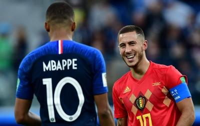 Hazard Inginkan Mbappe Gabung Madrid