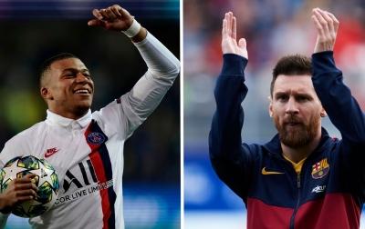 Mbappe Dukung Messi Meraih Ballon d'Or