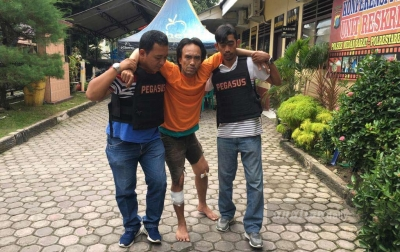Residivis Kasus Pencurian Kembali Ditangkap Polisi