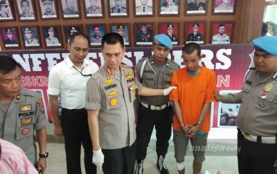Polisi Tangkap Pelaku Pembunuh Paman Kandung