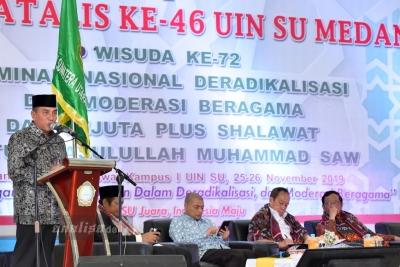 Edy Rahmayadi: Untuk Bangsa Indonesia, Pancasila Sudah Final