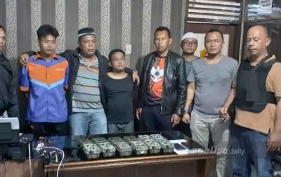 Curi Kamera Pemantau Harimau, Dangdut Ditangkap Polisi