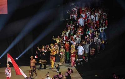 Indonesia Menembus Peringkat Dua Perolehan Medali SEA Games 2019