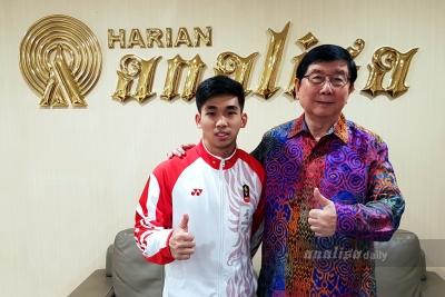 Harris Persembahkan Emas SEA Games Untuk Master Supandi