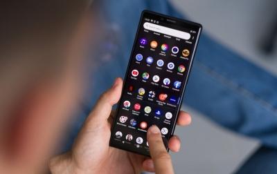 Sony Memperbarui Xperia 1 dan 5 ke Android 10