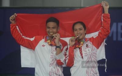 Indonesia Juara Umum Tenis di SEA Games 2019