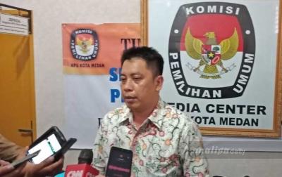 KPU Medan Terus Lakukan Sosialisasi Pendaftaran Calon