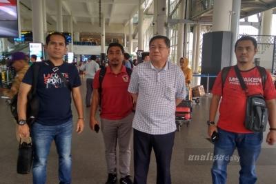 Buron Dua Bulan, dr. Benny Hermanto Ditangkap di Jakarta