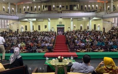 USU Sosialisasi Persyaratan Baru SNMPTN dan UTBK-SBMPTN 2020