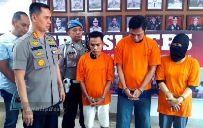 Polrestabes Medan Bongkar Perdagangan Wanita Belia