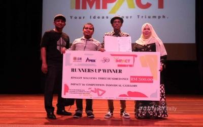 Mahasiswa UINSU Juara 2 Fotografi di Malaysia