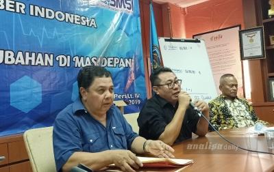 Kongres I SMSI, Firdaus Terpilih Sebagai Ketua Umum