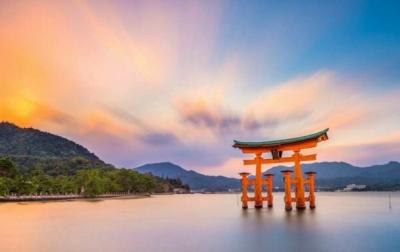 Berwisata ke Pulau Miyajima Jepang Akan Dikenakan Pajak Turis