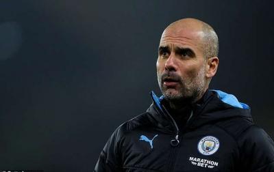 Kalah dari Wolves, Guardiola: Kami Tidak Akan Menyerah