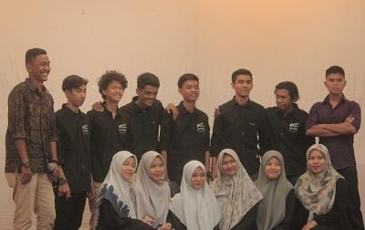 Edukasi Tsunami Melalui Nonton Bareng Ala Komunitas Film Trieng