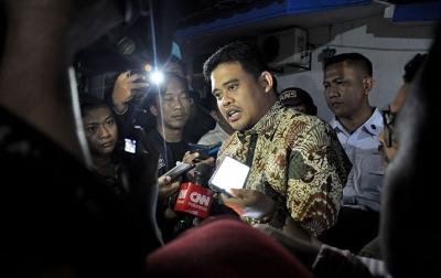 Pertemuan Prabowo-Bobby Tidak Bahas Pilkada Medan