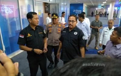Pilot, Kopilot, dan Kru Pesawat Terbang di Bandara Kualanamu Jalani Tes Urine