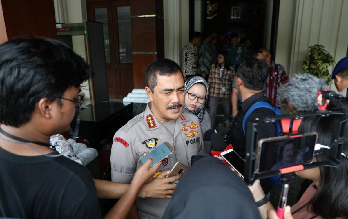 Polri Turut Berduka Atas Musibah Banjir yang Melanda Indonesia