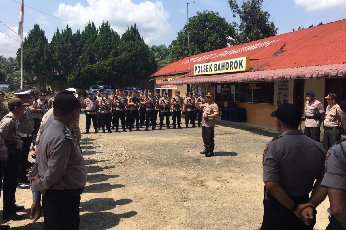 Pasca Amuk Massa di Langkat, Polisi Tetapkan 13 Tersangka
