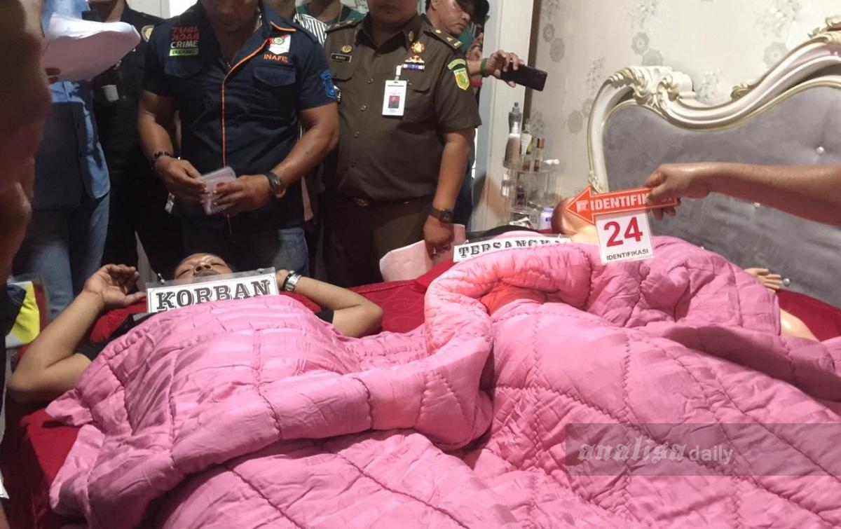 Fakta Baru Kasus Pembunuhan Hakim Jamaluddin