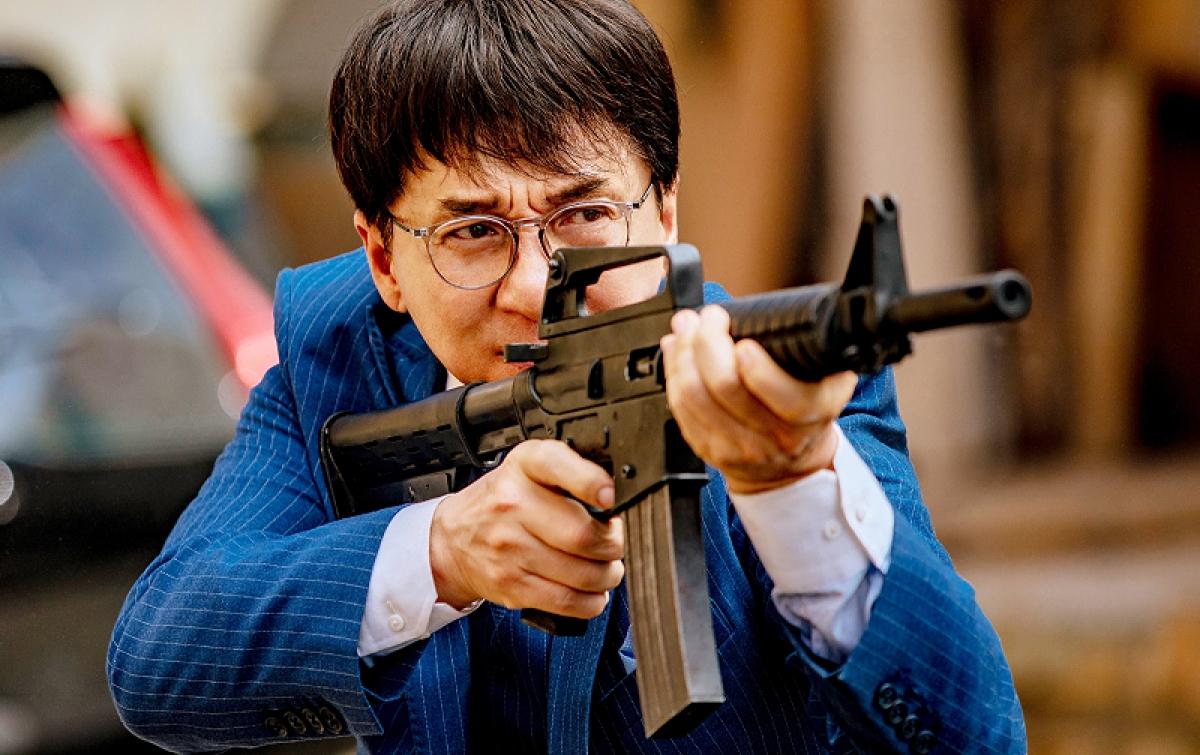 Jackie Chan: Saya Hampir Kehilangan Nyawa Lebih dari 200 Kali