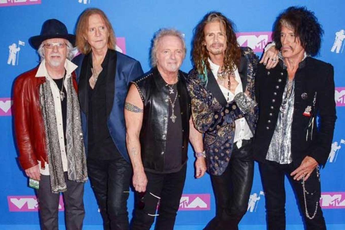 Drummer Aerosmith Gugat Rekannya Karena Diminta Ikuti Audisi