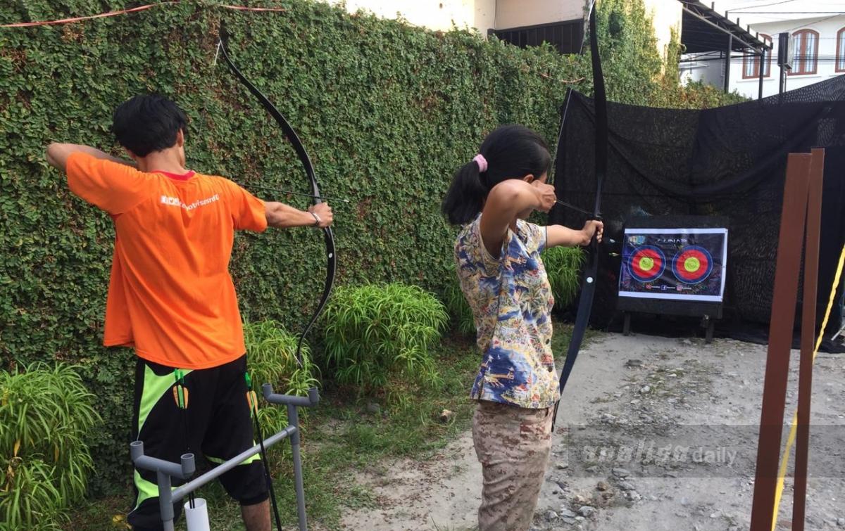 Lunar Archery Berupaya Memasyarakatkan Olahraga Panahan
