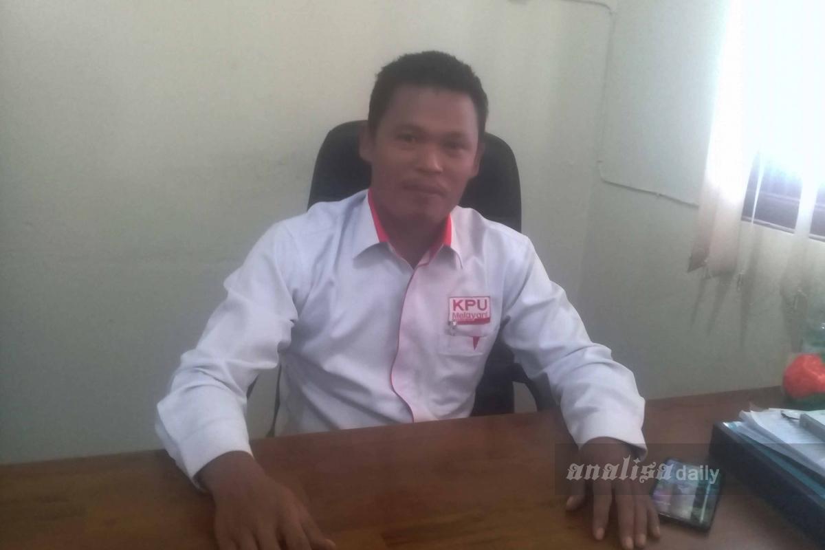 489 Calon PPK Sudah Mendaftar ke KPUD Asahan