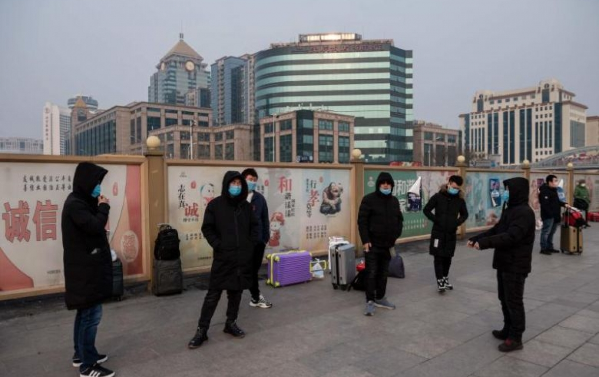Korban Virus Corona Terus Bertambah, 132 Meninggal Dunia