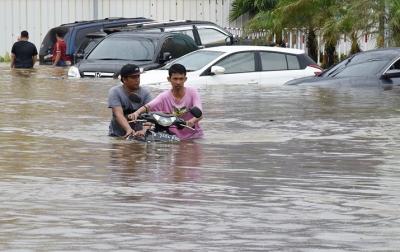 Banjir Jakarta, Anies: Kita Tidak Mau Salahkan Siapapun