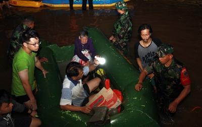 Banjir Jabodetabek, BNPB: Korban Meninggal Dunia 16