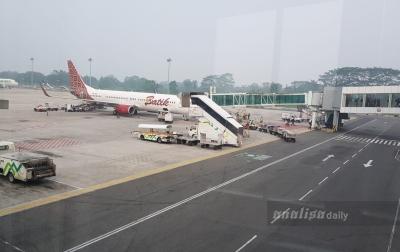 Penerbangan dari Kualanamu Tujuan Halim Sempat Terganggu