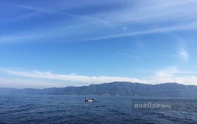 Kunjungan Wisatawan ke Danau Toba Capai 35 Ribu Orang
