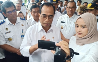 Jalur Layang KA Medan Akan Diresmikan Jokowi