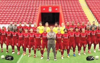 Gomez: Semua Pemain Liverpool 'Haus' Tampil