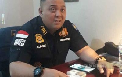 Tidak Memiliki Tujuan Jelas, Imigrasi Kualanamu Tolak 20 WNA