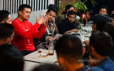 Pegiat Starup Dukung Kolaborasi Medan Berkah Ala Bobby Nasution