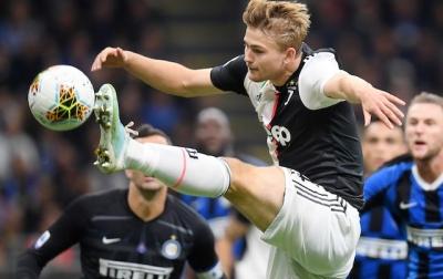 Ajax Ingin 'Bawa Pulang' De Ligt