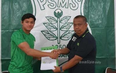 PSMS Medan Rekrut Kiper Timnas U-19