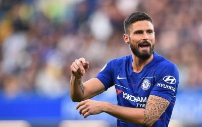 Chelsea dan Inter Belum Sepakat Mengenai Harga Giroud