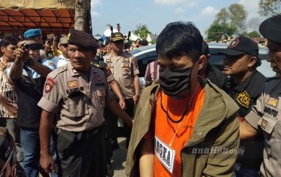 Perintah Zuraida, Jamaluddin Dibuang ke Wilayah Berastagi