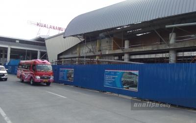 Pengembangan Terminal Railink KNIA Dikebut