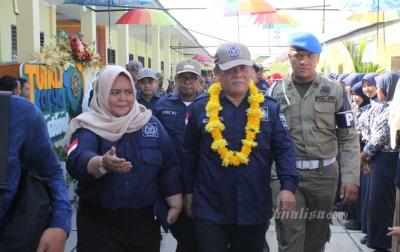 Wakil Bupati Deli Serdang Menghadiri Tunas Karya Festival 2020