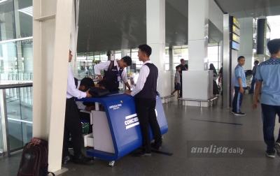Penumpang Pertanyakan Trolley Berbayar di Bandara Kualanamu