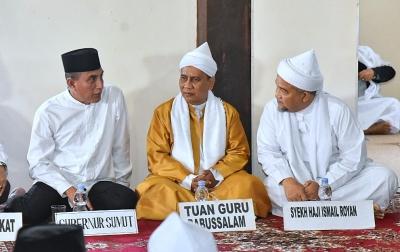 Edy Ingin Jadikan Besilam Sebagai Wisata Religi