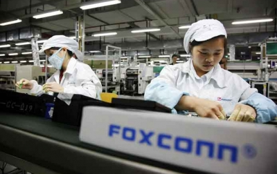 Foxconn Gandeng Fiat Ciptakan Mobil Listrik