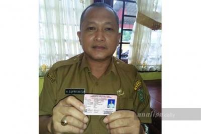 Penyaluran Kartu Identitas Anak Melebihi Target
