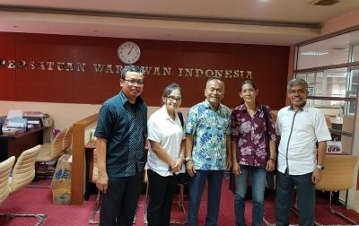 Ketua PWI Dukung Wariani Krishnayanni Keliling Indonesia