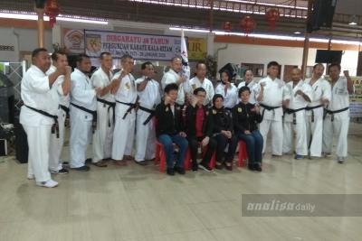 Peringatan 48 Tahun Perguruan Karate Kala Hitam
