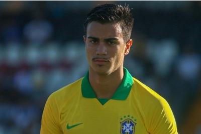 Real Madrid Datangkan Reinier Jesus dari Flamengo